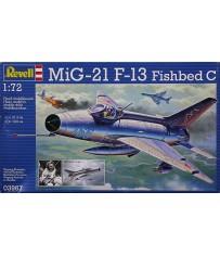 DISC.. MiG-21 F-13 Fishbed C 1:72