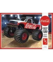 Chevy Silverado Monster Coca 1/25