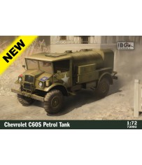 Chevrolet C60S Petrol Tank 1/72