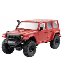 1/18 Fire Horse scaler RTR car kit - Red