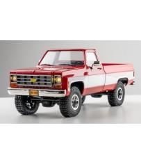 1/18 Chevrolet Chevy K-10 scaler RTR car kit - Red