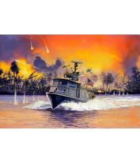 Model Set US Navy SWIFT BOAT Mk.I 1:72