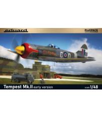 Tempest Mk II Early Profipack 1/48