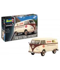 """Model Set VW T1 """"Dr. Oetker"""" 1:24"""
