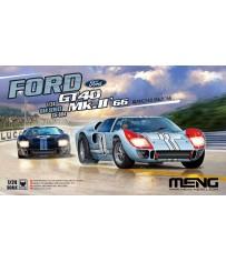 Team Shelby Le Mans GT40 1966 1/24