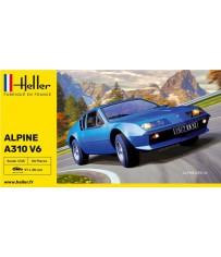 Alpine A310 1/43