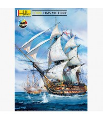 STARTER KIT HMS Victory 1/100