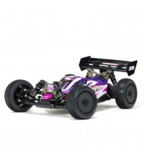 TLR Tuned Typhon 1/8 4WD Roller (Pink/Purple)