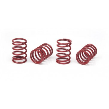 Xray Spring-Set D:1.9 (38 Lb) Red Hard (4)
