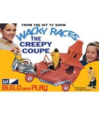 Wacky Races - Creepy Coupe 1/32