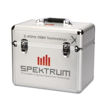 Valise Aluminium pour émetteur Spektrum