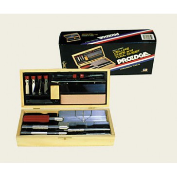 DISC.. Deluxe Knife And Tool Chest