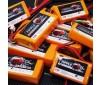DISC.. Batterie Lipo 4000mha 18.5V 20C (156*46*47 - 650g)