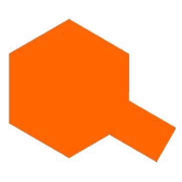 Polycarbonate Spray - PS43 orange translucide