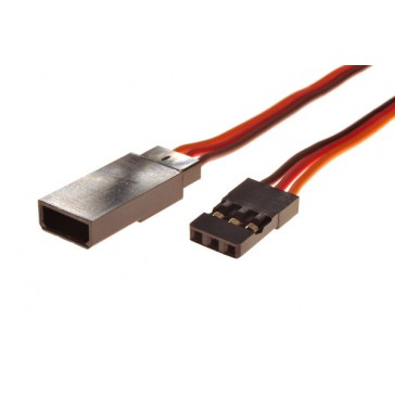Rallonge servo JR 900mm 26AWG (0,13mm²) (1pc)