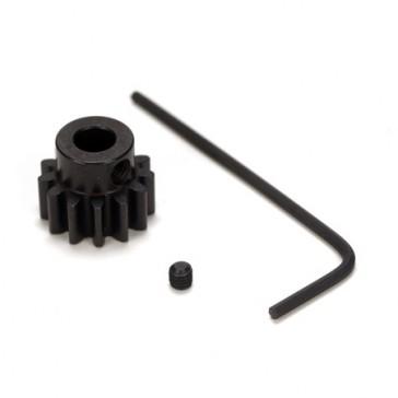 1.0 Module Pitch Pinion. 13T: 8E