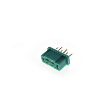 Connector : MPX 6pin Female plug (1pcs)