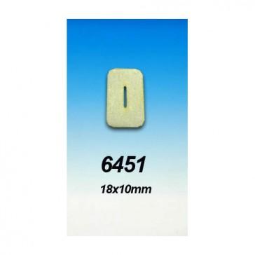 CHARNIERE flex 18x10mm (10p)