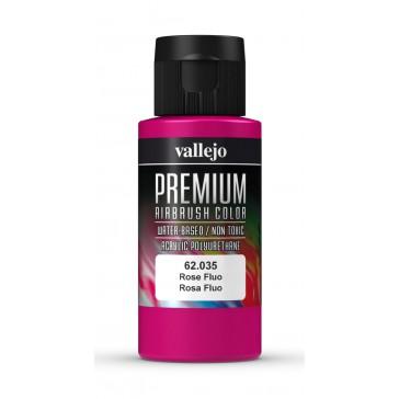 Premium RC acrylic color (60ml) - Rose Fluo