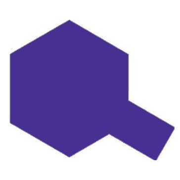 Polycarbonate Spray - PS45 violet translucide
