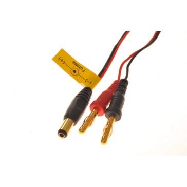 DISC.. Charge lead : TX 2.5mm (FUTABA)