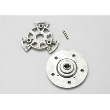 Slipper pressure plate and hub (alloy)