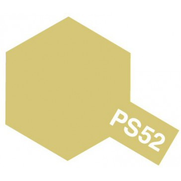 Polycarbonate Spray - PS52 alu champagne anodise