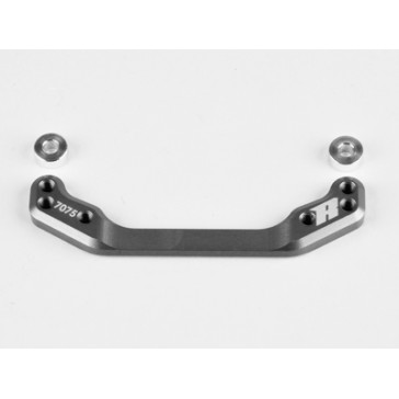 DISC.. 7075 Hard Coated Aluminum Steering Rack (For XRay XB4)
