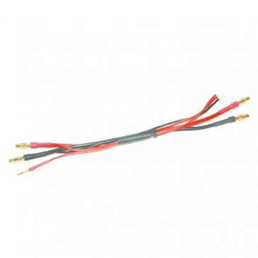 Balance Charge Lead: JST-XHR to 2mm Male 7.4v