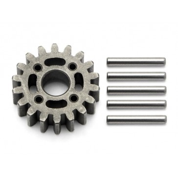 PINION GEAR 18 TOOTH (SAVAGE 3 SPEED)