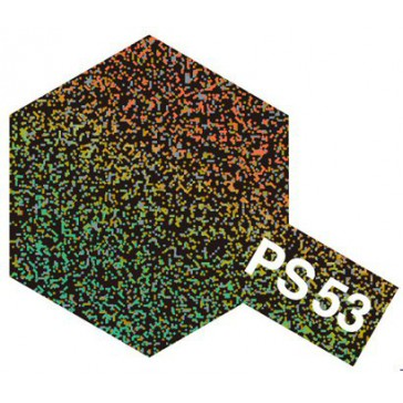 Polycarbonate Spray - PS53 lame dore