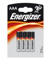 4 Piles Energizer AAA