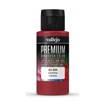 Premium RC acrylic color (60ml) - Carmíne
