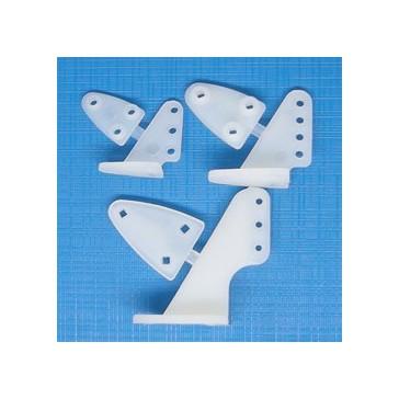 Control horns : 16.5×20mm  (4 holes)