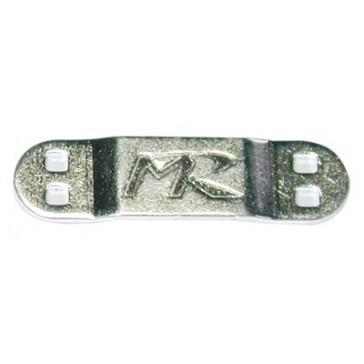 DISC.. Premium Battery Bar Silver (8pcs)