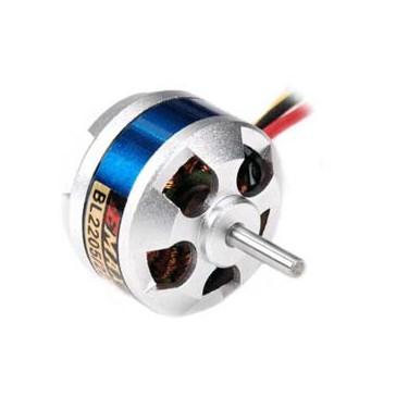 Brushless outrunner motor - BL2205 (1650kv, 88w, 34g)