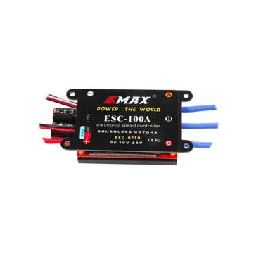 DISC.. Brushless Controller - 100amp (170g, 96x55x21)