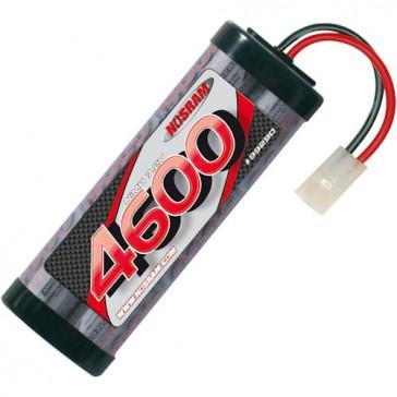 Team Pack 4600 - 7,2V - 6-cell NiMH Stickpack
