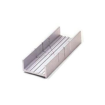 DISC.. Aluminum Mitre Box