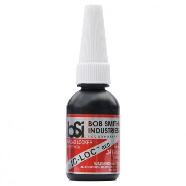 IC-Loc high strength threadlock - Red 10ml (1/3 oz)