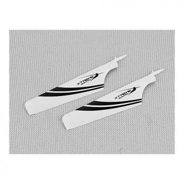 DISC.. Xtreme Blade (White / Ribbon) (Solo Pro)