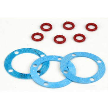 Differential Seal Set: 8B.8T. LST. XXL. MB