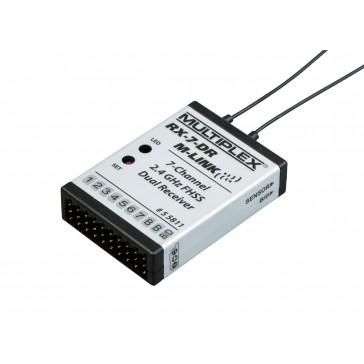 Récepteur RX-7-DR M-LINK 2,4 GHz
