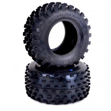 Stagger Rib - Yellow - Truck Tyres (pr)