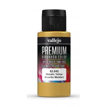 Premium RC acrylic color (60ml) - Metallic Yellow