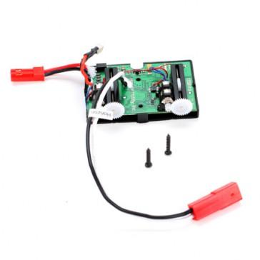 DISC.. 5n1 Control Unit,RX/Servos/ESCs/Mixer/Gyro: 120SR