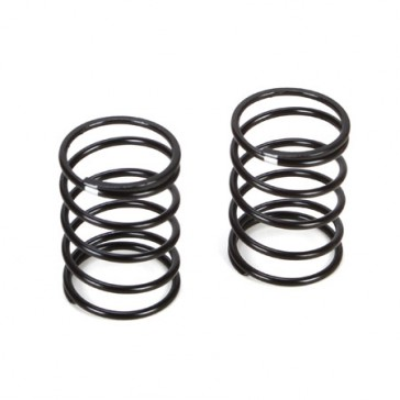 DISC.. Shock Spring Medium Silver (2)