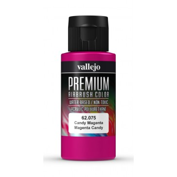 Premium RC acrylic color (60ml) - Candy Magenta