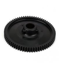 DISC..70T Spur Gear. Low Gear: AFT. MGB