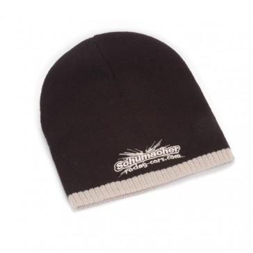 2 Tone Beanie Knitted Hat